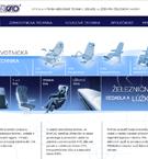 Borcad  - vývoj a výroba medicínské techniky, sedadel a lůžek pro železniční vagóny