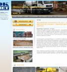 Betonárna Černošice OK BET - Beton, betonové výrobky, čerpání betonu, odvoz odpadu