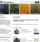 Camouflage lovecké a rybářské oblečení - Camoshop.cz