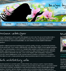 Magdalena Ličková - Freelance webdesigner