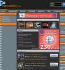 HamachiFun - herní portál virtuální sítě hamachi