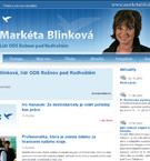 Markéta Blinková - Llídr ODS Rožnov pod Radhoštěm