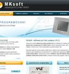 Martin Kozelský - MKSoft - software pro řídicí systémy (PLC a HMI/SCADA)