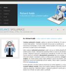 Bc. Richard Kaláb - Freelance spolupráce, tvorba webových šablon, prezentací a aplikací