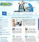 SMILEX levné letenky on-line - Cestovní agentura